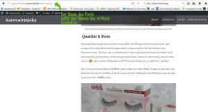 Bloganalyse online marketing seo facebook marketing content marketing